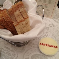 Photo taken at Artisanal Fromagerie & Bistro by Bill Y. on 4/7/2013