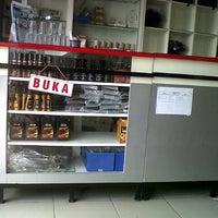 Photo taken at Bekasi Trade Center by Vidya K. on 3/23/2013