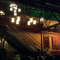 Photo taken at The Old Spaghetti Factory by krystal e. on 8/27/2013