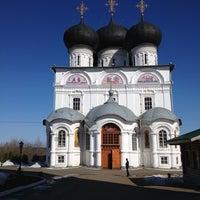 Снимок сделан в Успенский Трифонов монастырь пользователем Ксенечка М. 4/14/2013