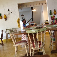 Photo taken at Restaurante Sal da Terra by Rodrigo A. on 3/21/2013
