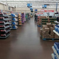 Photo taken at Walmart Supercenter by Amazon K. on 2/14/2013