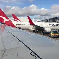 Photo taken at T3 Qantas Domestic Terminal by Jeremy B. on 6/20/2013
