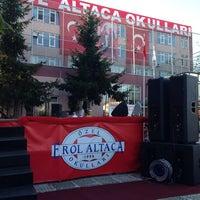 Photo taken at Erol Altaca Okulları by Tutku Ç. on 6/10/2014
