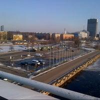 Photo taken at M/S ROMANTIKA | Tallink Ferry by Mārtiņš L. on 3/14/2013