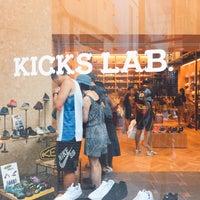 Photo taken at Kicks Lab. by Sarunkorn S. on 7/29/2016