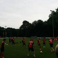 Photo taken at Geißbockheim by Tom W. on 8/22/2016