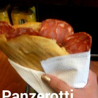 Photo taken at Il Panzerotto Gnam Gnam by Helena L. on 6/8/2014