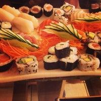 Photo taken at Sushi Bar by Pedro V. on 2/12/2014