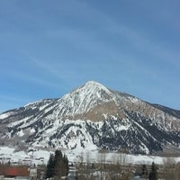Photo taken at Crested Butte, CO by John G. on 2/2/2013