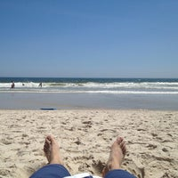 Photo taken at Robert Moses State Park Beach by Harry L. on 7/6/2013