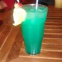 Photo taken at Pub Playa Paraíso by Paula S. on 2/15/2014