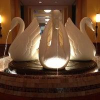 Photo taken at Walt Disney World Swan Hotel by Karen B. on 4/27/2013