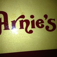 Photo taken at Arnie's by Kelsey R. on 2/2/2013