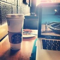 Photo taken at Starbucks by Natasha E. on 4/8/2013