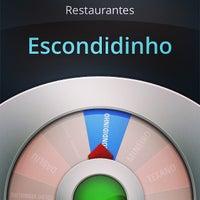 Photo taken at Restaurante Escondidinho by Carlos S. on 3/17/2014