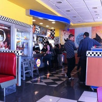 Photo taken at Burger King by Nacho C. on 2/1/2013