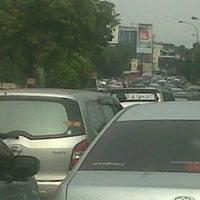 Photo taken at Jalan Kapten Pierre Tendean by Asrul Z. on 9/27/2012