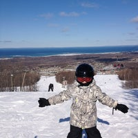 Photo taken at Blue Mountain Resort by Chris T. on 3/17/2013