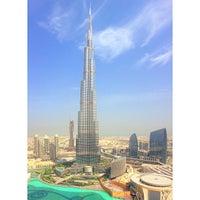 Photo taken at Burj Khalifa by ad33370 a. on 7/6/2013