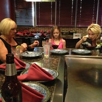 Photo taken at Hon Machi Grill - Ocotillo by Curtis M. on 9/3/2013