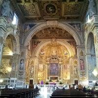 Photo taken at Chiesa di Santa Maria della Vittoria by Jason L. on 2/17/2013