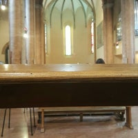 Photo taken at Cattedrale di San Giovanni Battista by Gianluca B. on 10/25/2015