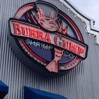 Photo taken at Bubba Gump Shrimp Co. by Kym Reid D. on 6/27/2013