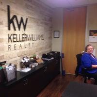 Photo taken at Keller Williams Realty Southwest by Memo G. on 10/20/2016