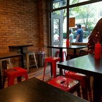 Photo taken at Urban Soup Kitchen by Jeremy G. on 9/16/2016