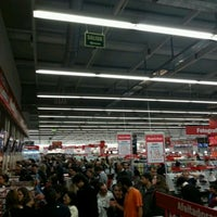 Photo taken at Media Markt by Jose Enrique R. on 2/4/2013