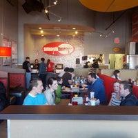 Photo taken at Smashburger by Brad H. on 2/16/2013