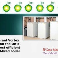 Photo taken at BP Holdings Barcelona & Madrid Spain by Evan C. on 5/16/2013