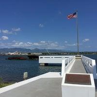 Photo taken at USS Utah Memorial by Matthew F. on 8/25/2016