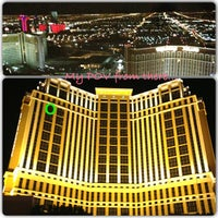 Photo taken at The Palazzo Resort Hotel & Casino by Tancho S. on 2/24/2013