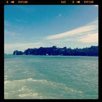 Photo taken at Opua Ferry by Mary H. on 1/26/2014