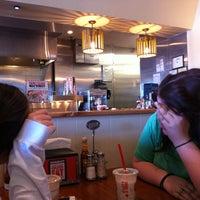Photo taken at MOOYAH Burgers, Fries & Shakes by Kelsie D. on 1/31/2013