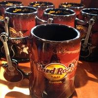 Photo taken at Hard Rock Cafe Boston by Thiago A. on 4/14/2013