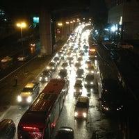 Photo taken at KTM Line - Kepong Sentral Station (KA07) by Bondavic on 2/24/2013