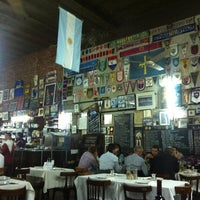 Photo taken at El Obrero by Fabian M. on 2/28/2013