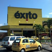 Photo taken at Éxito Envigado by Andres V. on 1/27/2013