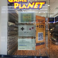 Photo taken at Game Planet by Marianna G. on 5/26/2015