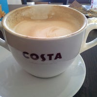 Photo taken at Costa Coffee by Ian M. on 7/15/2013