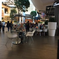 Photo taken at Westfield Montgomery Mall Food Court by Titi P. on 9/24/2016