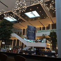 Photo taken at Westfield Montgomery Mall Food Court by Titi P. on 9/4/2016