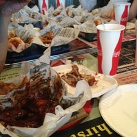 Photo taken at Wingstop by Mahsa on 3/11/2013