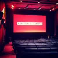 Photo taken at Cinéma Excentris by Alexandre G. on 6/4/2014