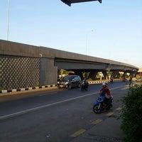 Photo taken at Flyover Urip Sumoharjo by Rendra J. on 10/31/2012