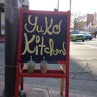 Yuko Kitchen Japanese Restaurant in Los Angeles