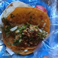 Photo taken at Tacos Fitos by Arturo P. on 3/1/2015